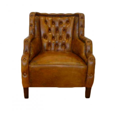 Sofa Leather Vintage